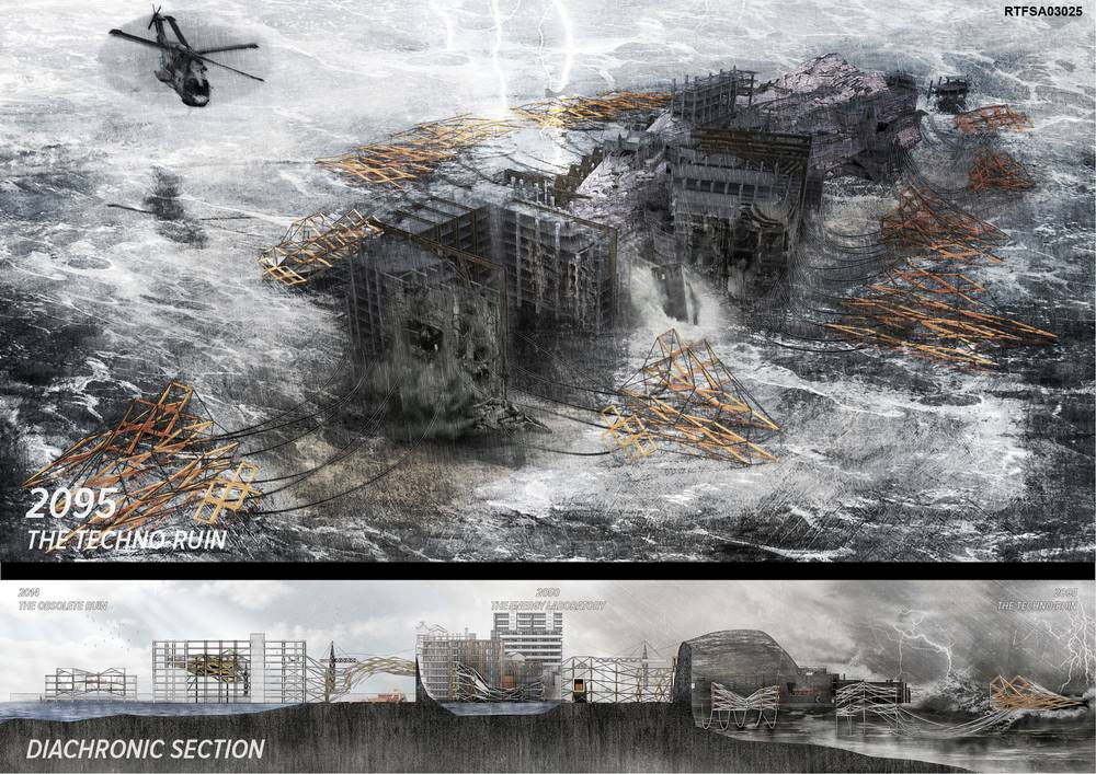 Life After People Projective Obsolescence of the Techno-Ruin by Wong Yok Fai Arnold - Sheet1