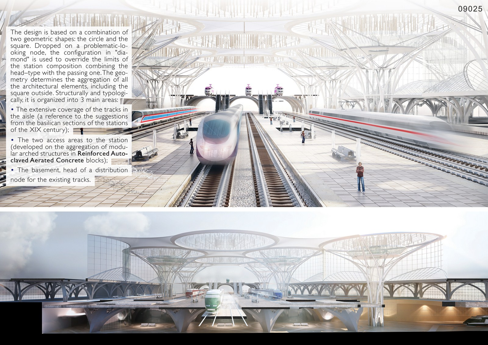 New Bari Central Station By Maurizio Barberio - Sheet2