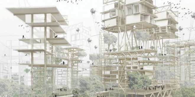 Concept of living space organisation on symbiosis for The concept of space in mamluk architecture