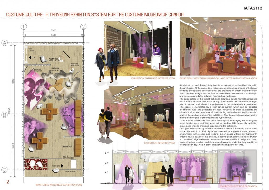Costume Culture A Traveling Exhibition System Design for the Costume Museum of Canada (2)