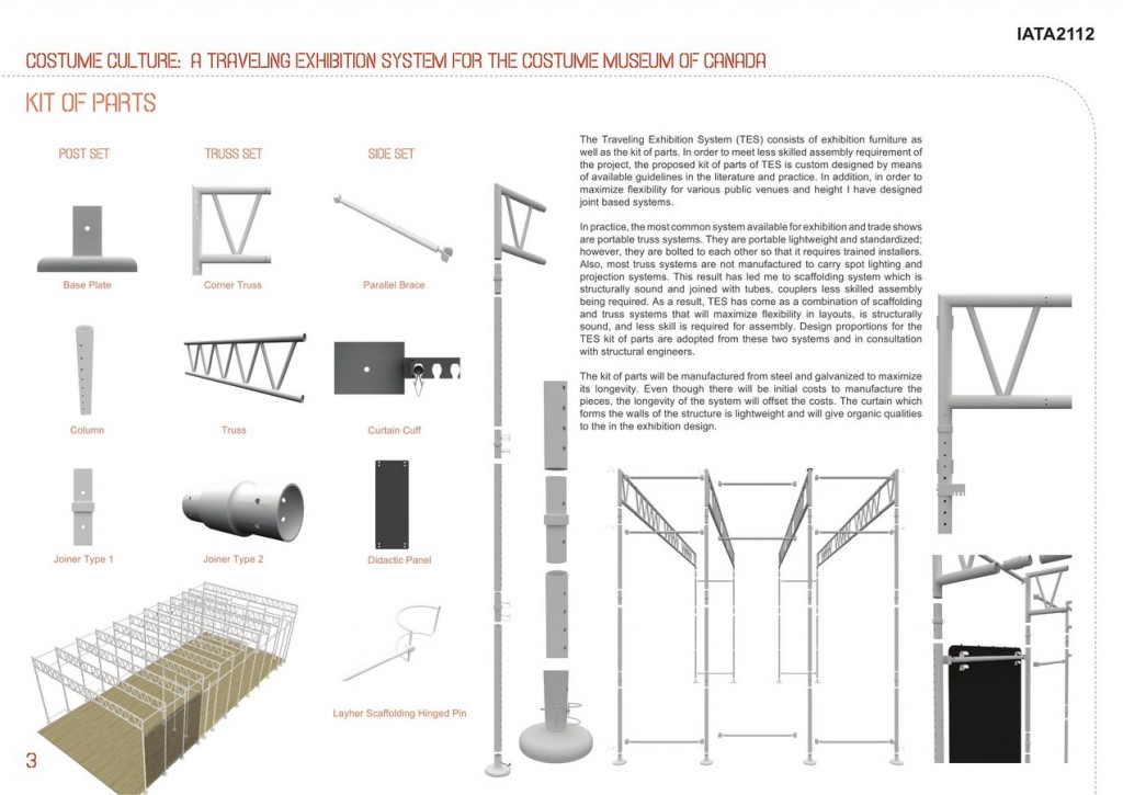 Costume Culture A Traveling Exhibition System Design for the Costume Museum of Canada (3)