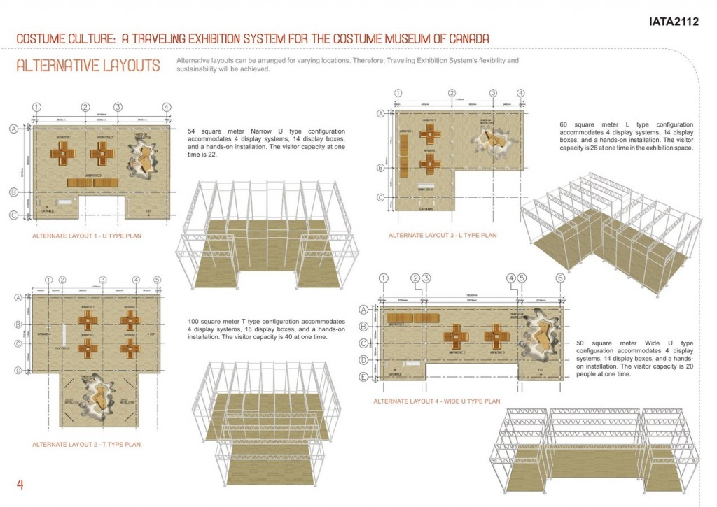 Costume Culture A Traveling Exhibition System Design for the Costume Museum of Canada (4)