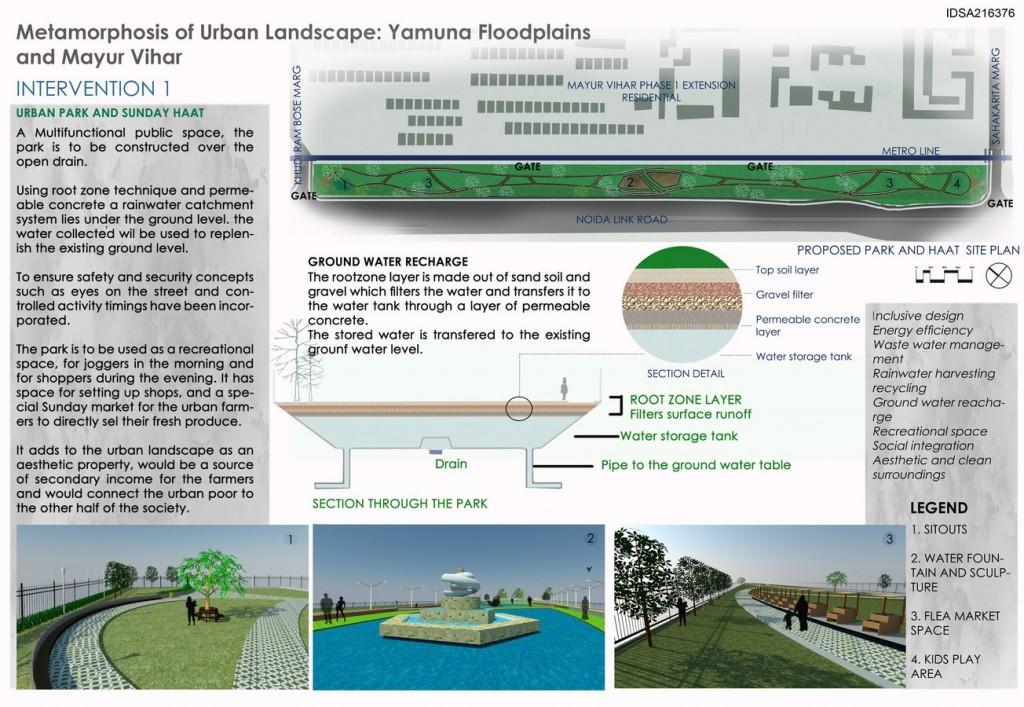 Metamorphosis of Urban Landscape Yamuna Floodplains  and Mayur Vihar (2)