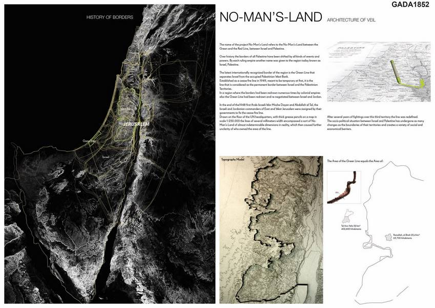 No-Man's-Land by Marie-Orit Theuer