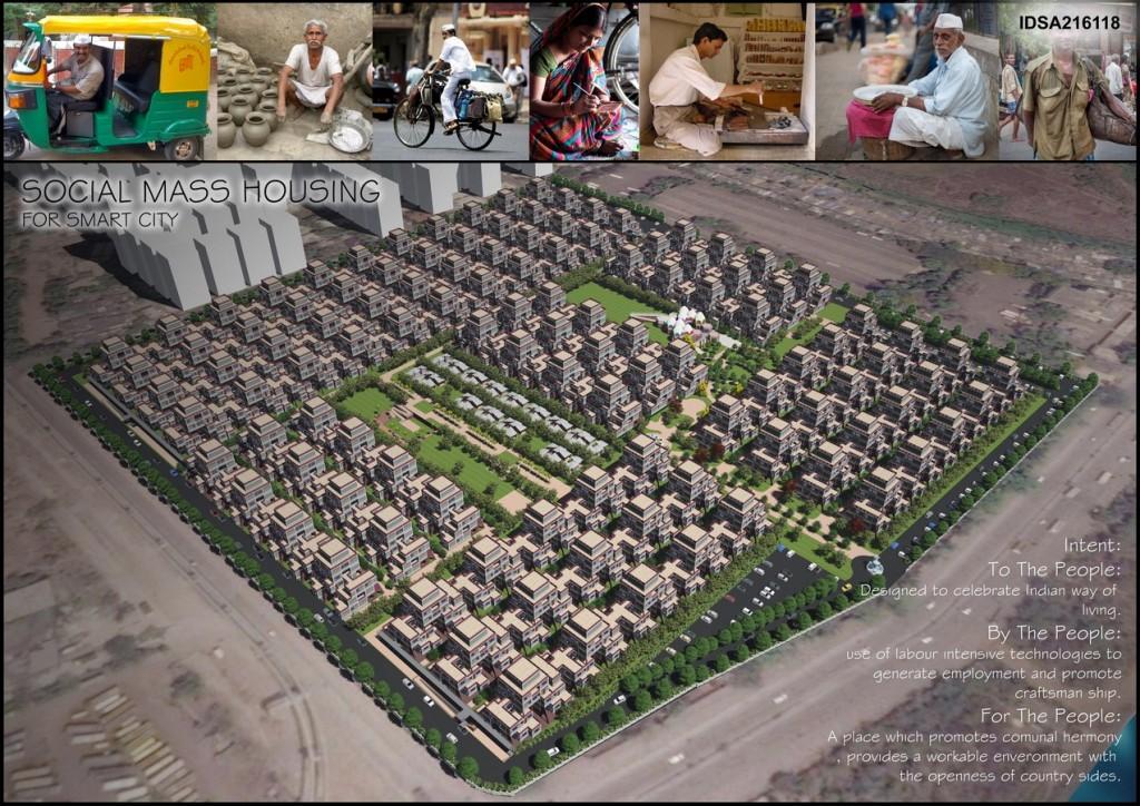 SOCIAL MASS HOUSING FOR SMART CITY (2)