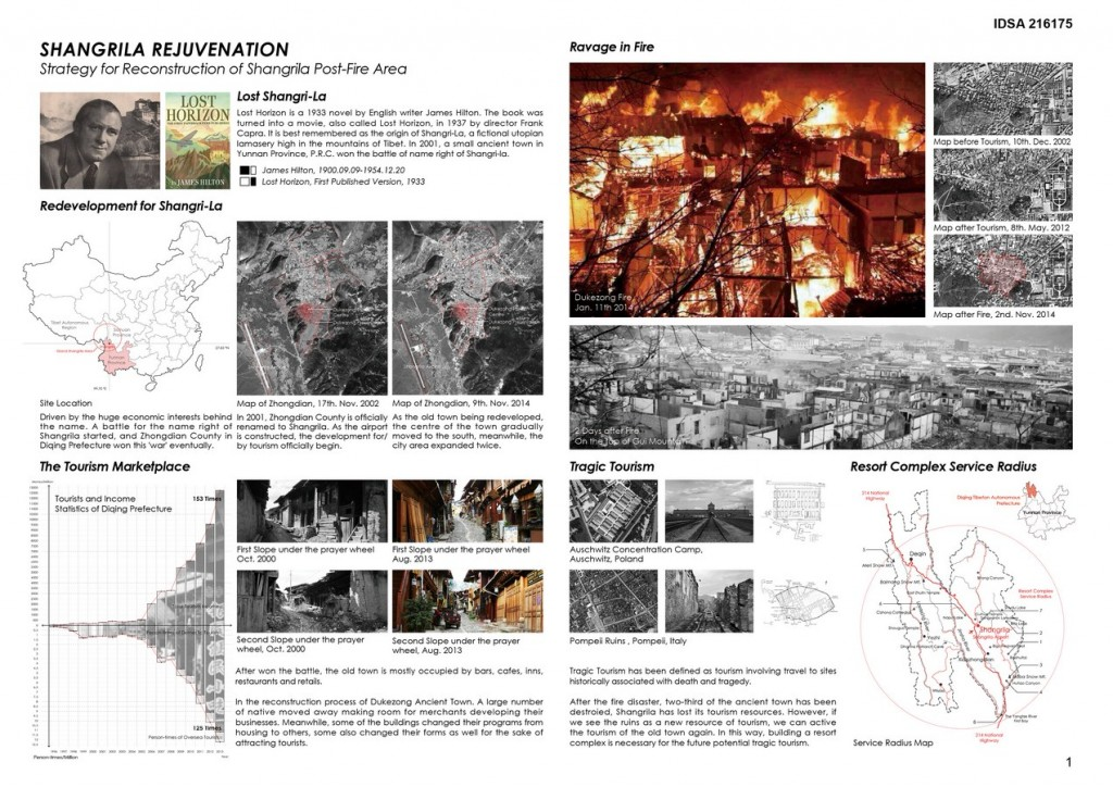 Shangrila Rejuvenation, Reconstruction of Shangrila Post-Fire Area (1)