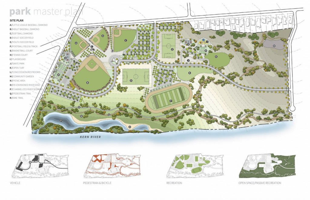 Park Master Plan