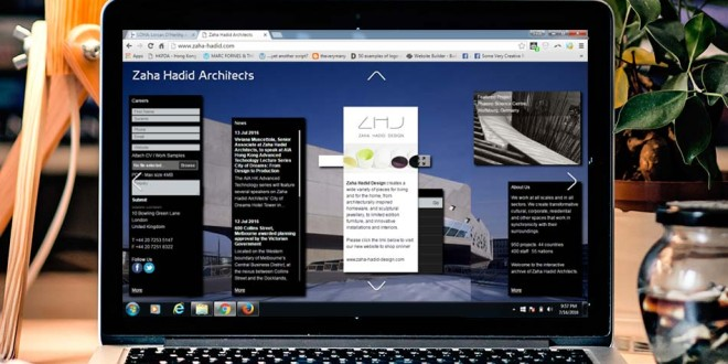 Top 10 architecture studio websites of 2016 page 2 for Best architects websites