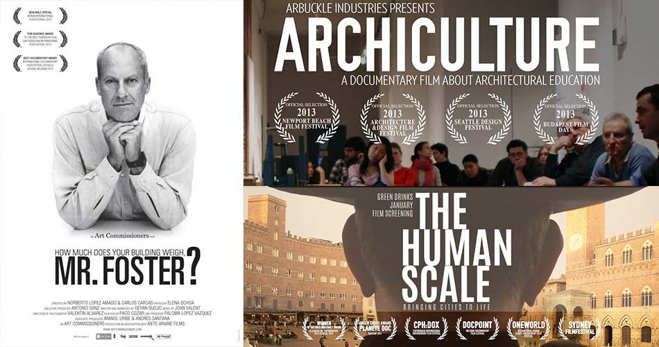 20 Great Movies Every Architect Should Watch