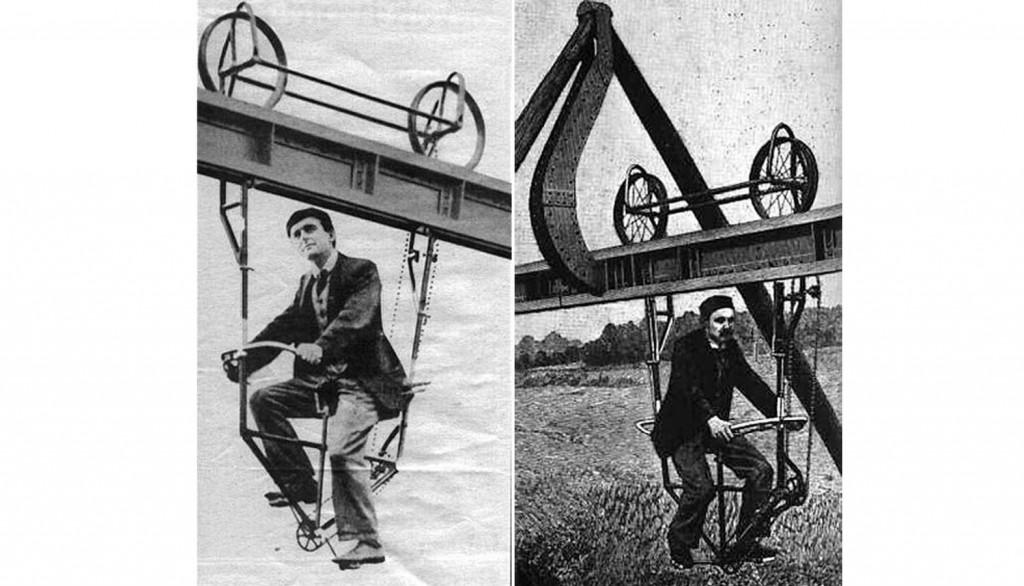 Concept reference_The Suspended Monorail Bicycle 1892
