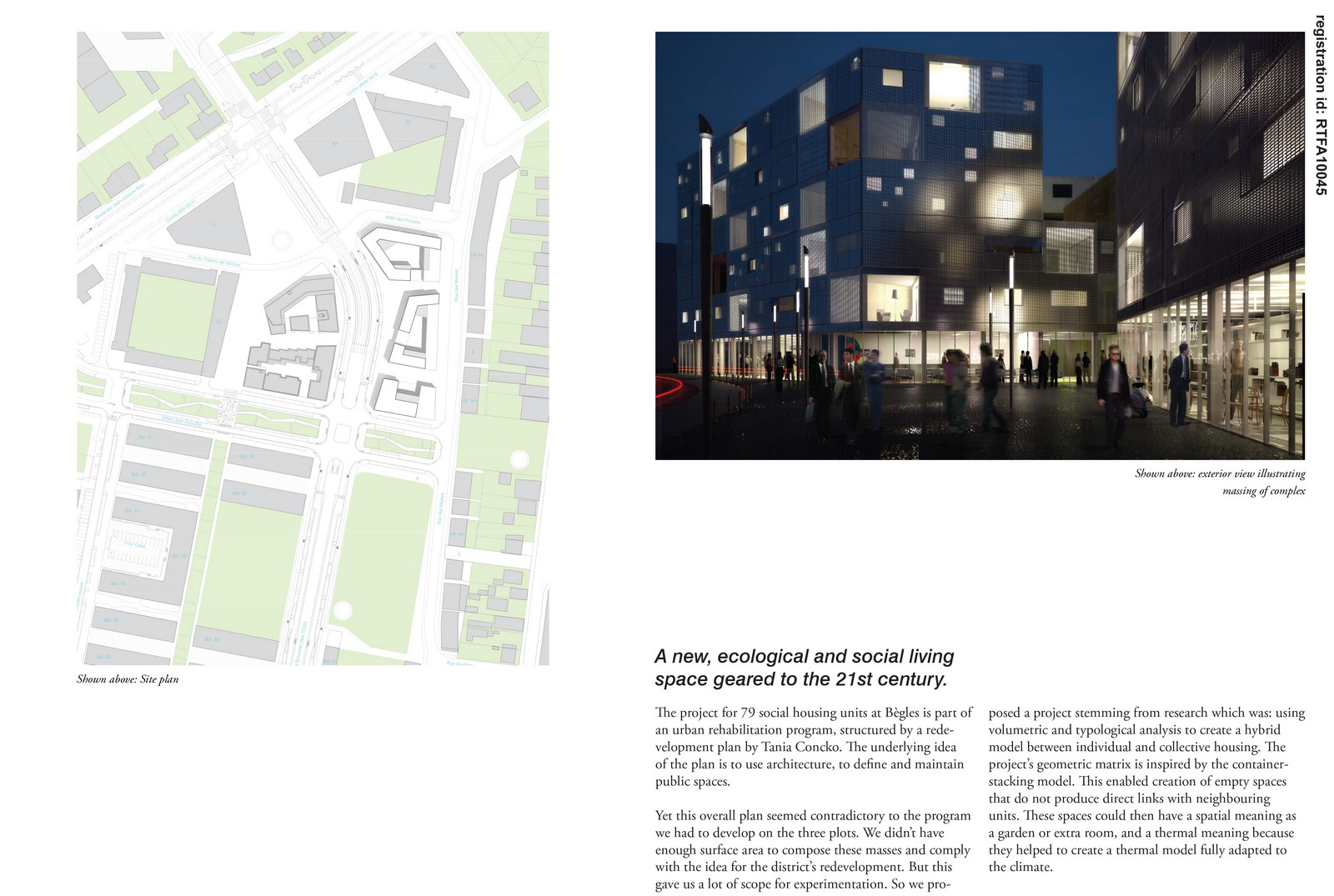 Charming 79 Collective Housing Units Begles (2)