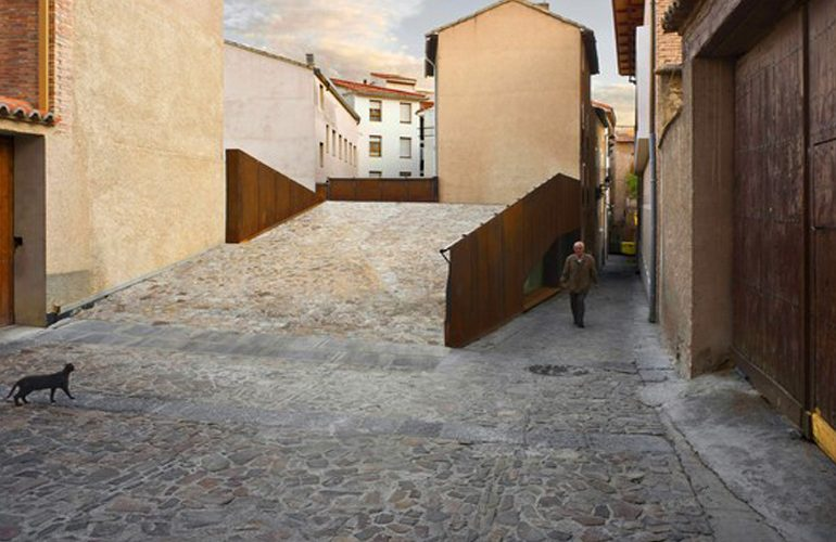 Archaeological Space By Sergio Sebastián Franco - Sheet1