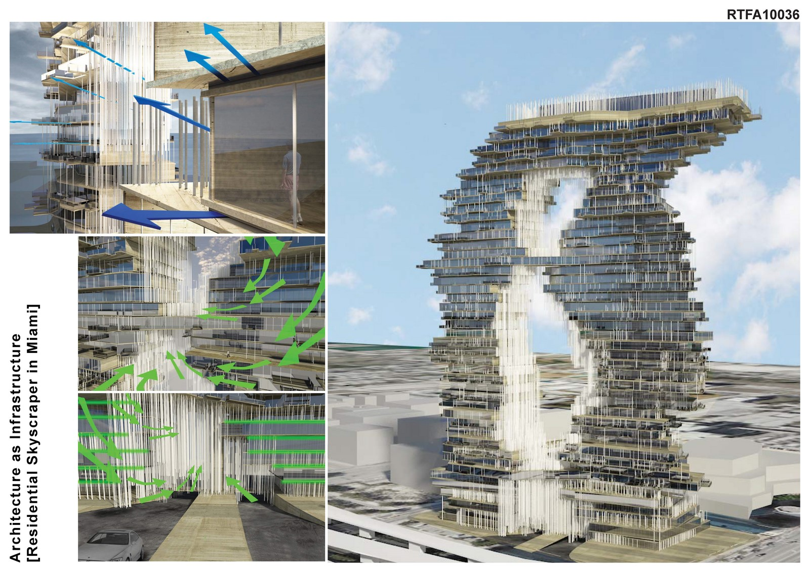 Residential Tower in Miami | Bluarch Architecture ...