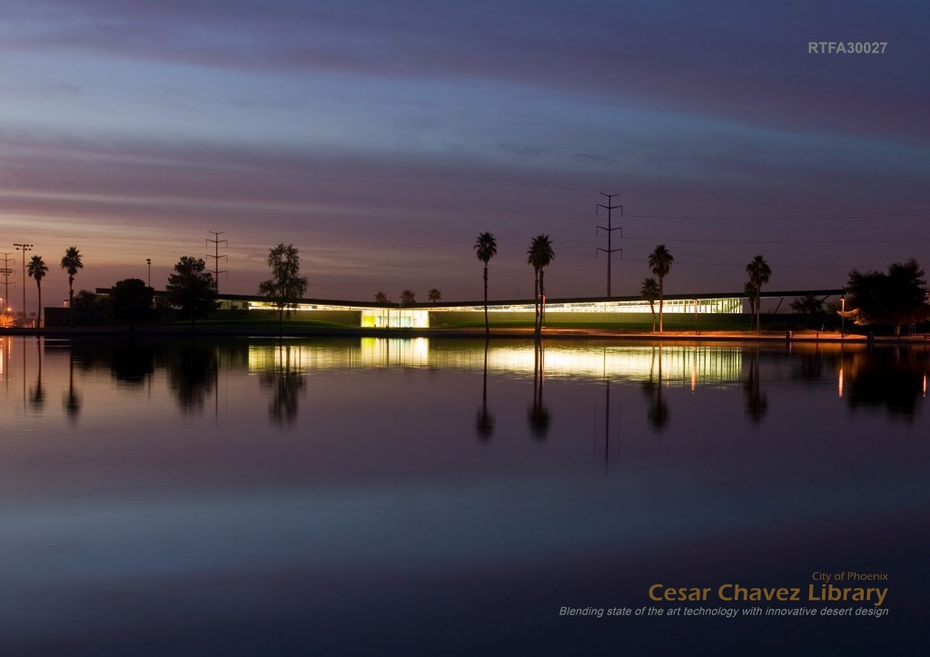 Cesar Chavez Library (1)