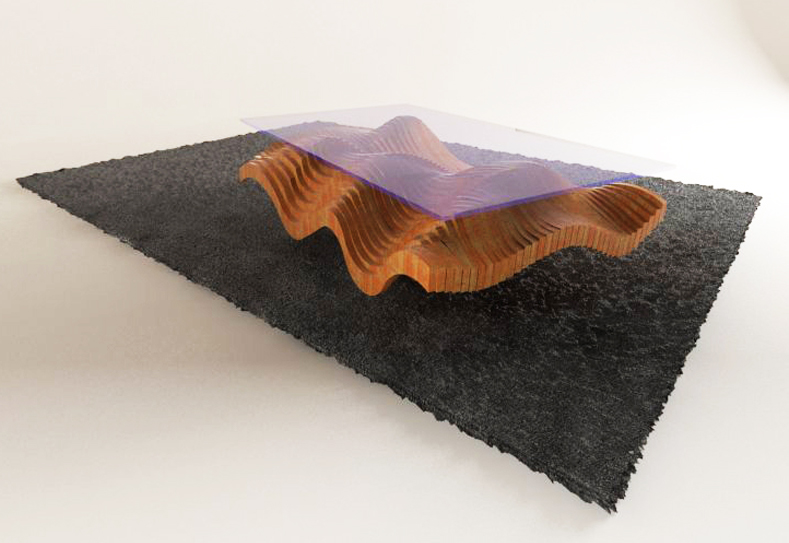 Dune Coffee Table (2)