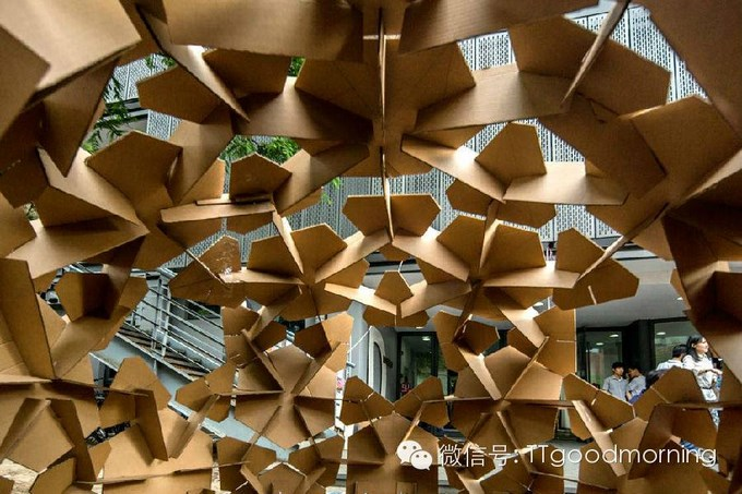 Amazing Cardboard House Exhibition - Sheet19