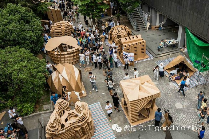 Amazing Cardboard House Exhibition - Sheet26