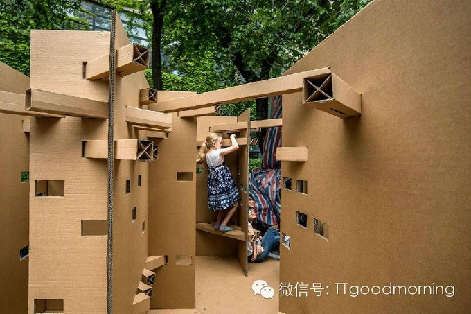 Amazing Cardboard House Exhibition - Sheet8
