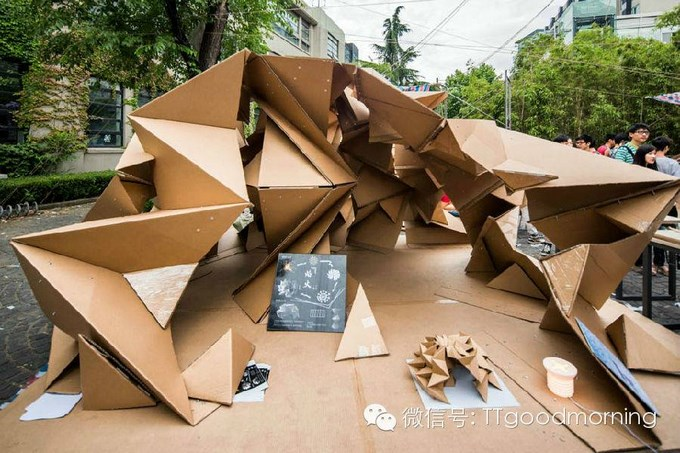 Amazing Cardboard House Exhibition - Sheet10