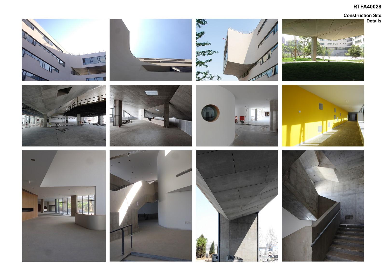 Garden School By Open Architecture - Sheet6