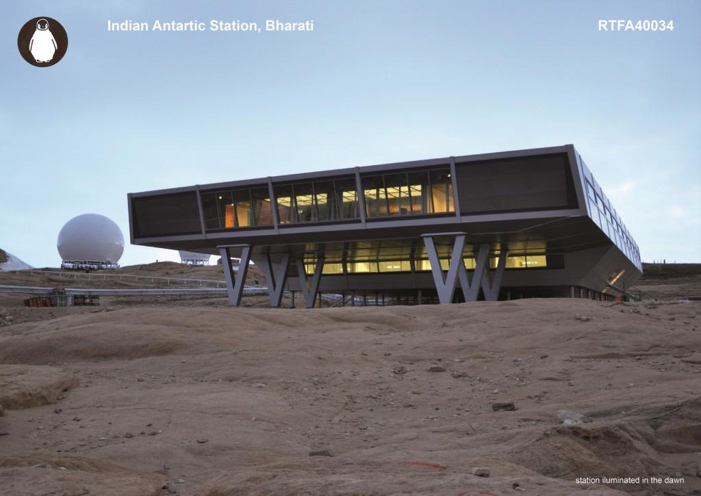 Indian Polar Station (1)