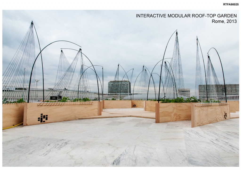 Interactive Modular Roof Top Garden (1)