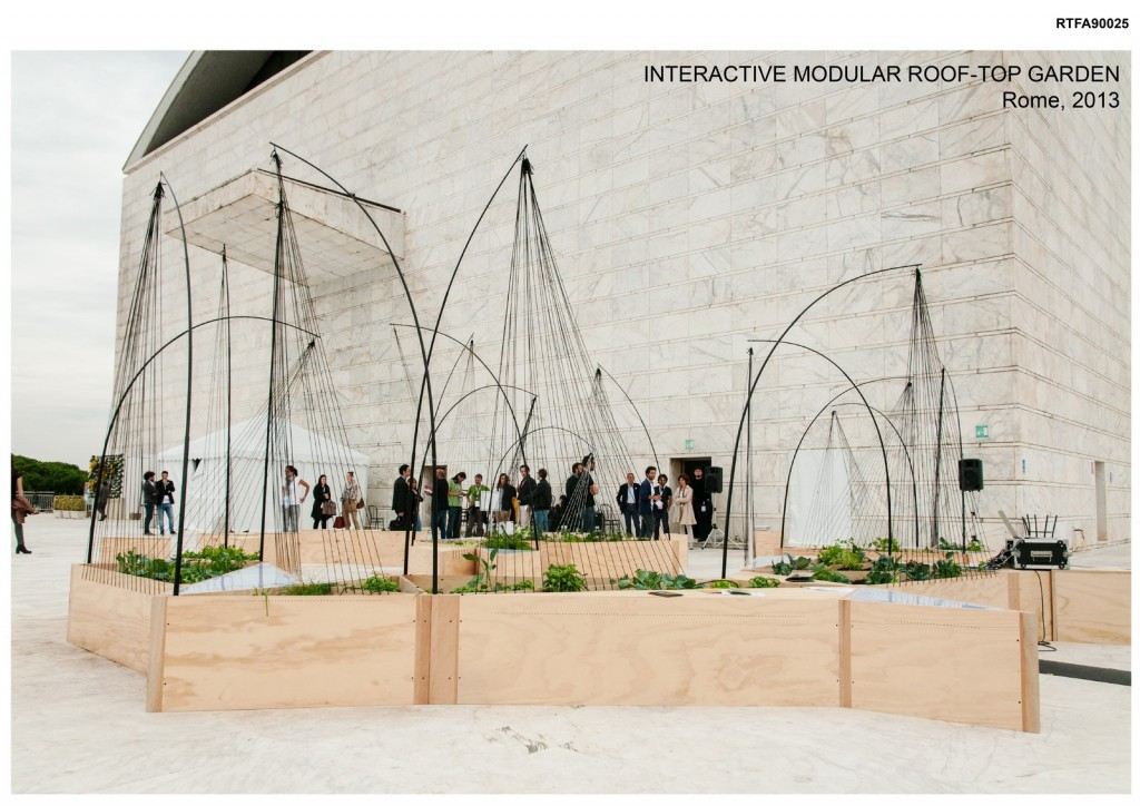 Interactive Modular Roof Top Garden (2)