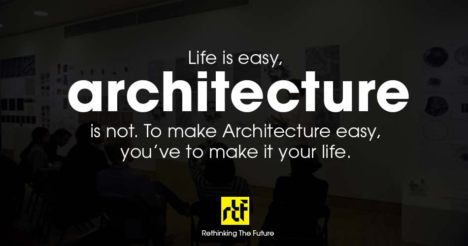 10 Worst welcome notes for Architecture Students - Life vs Architecture
