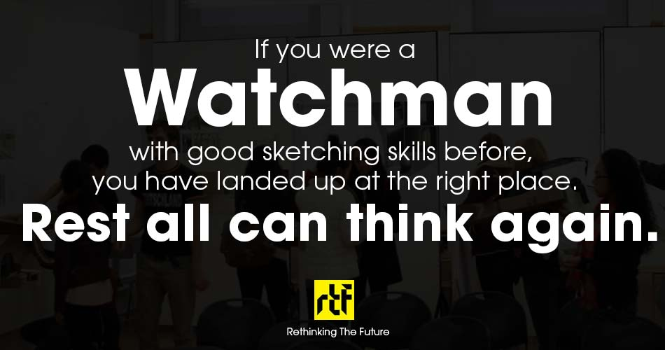 10 Worst welcome notes for Architecture Students - Watchman vs Architect