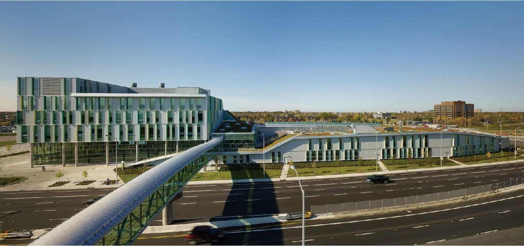 Algonquin Centre for Construction Excellence ACCE 1