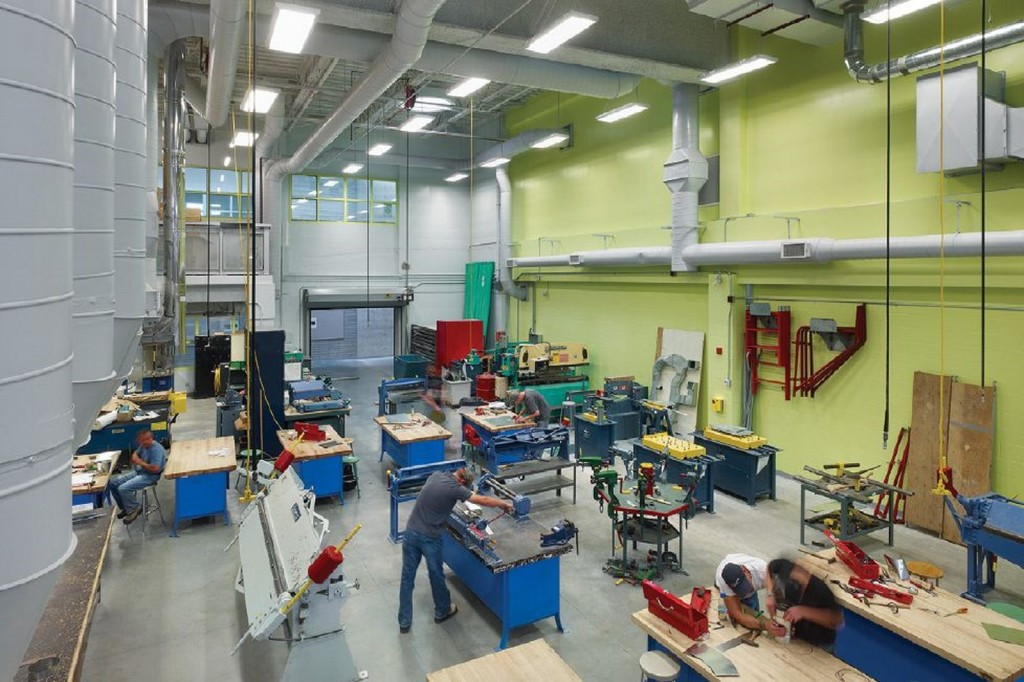 Algonquin Centre for Construction Excellence ACCE 4