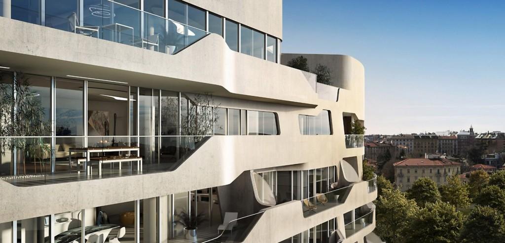 City Life Milano _Zaha Hadid Architects_03