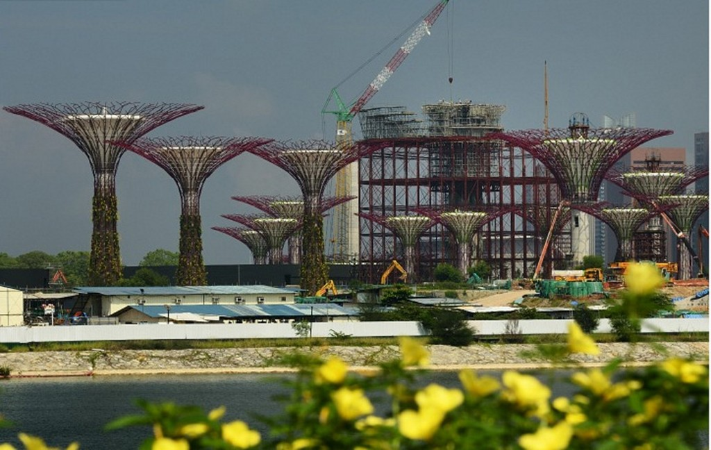 Gardens by the Bay _ 02