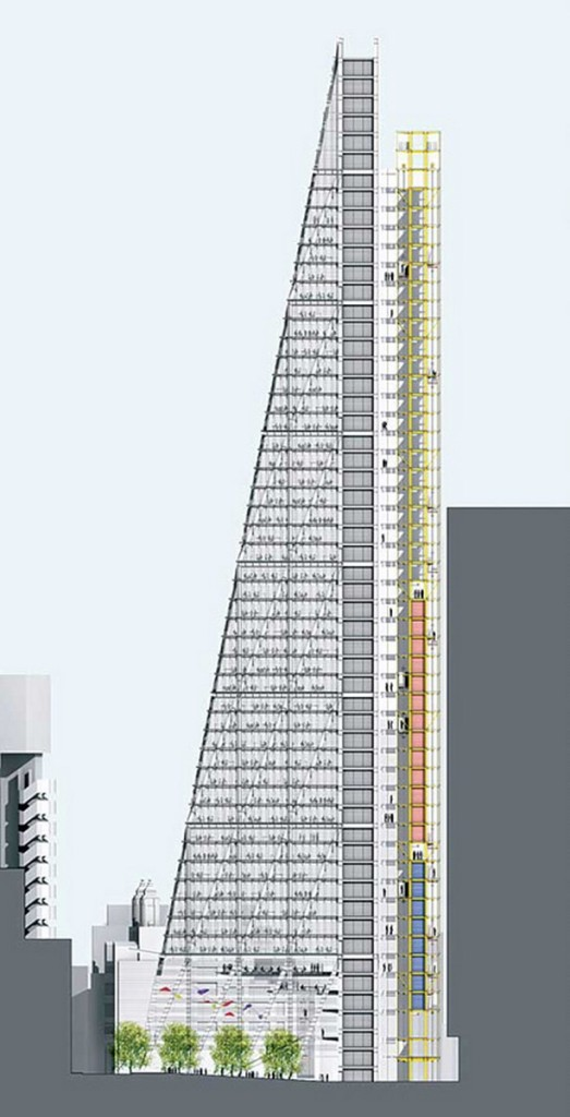 In Progress The Leadenhall Building_ Rogers Stirk Harbour + Partners_01