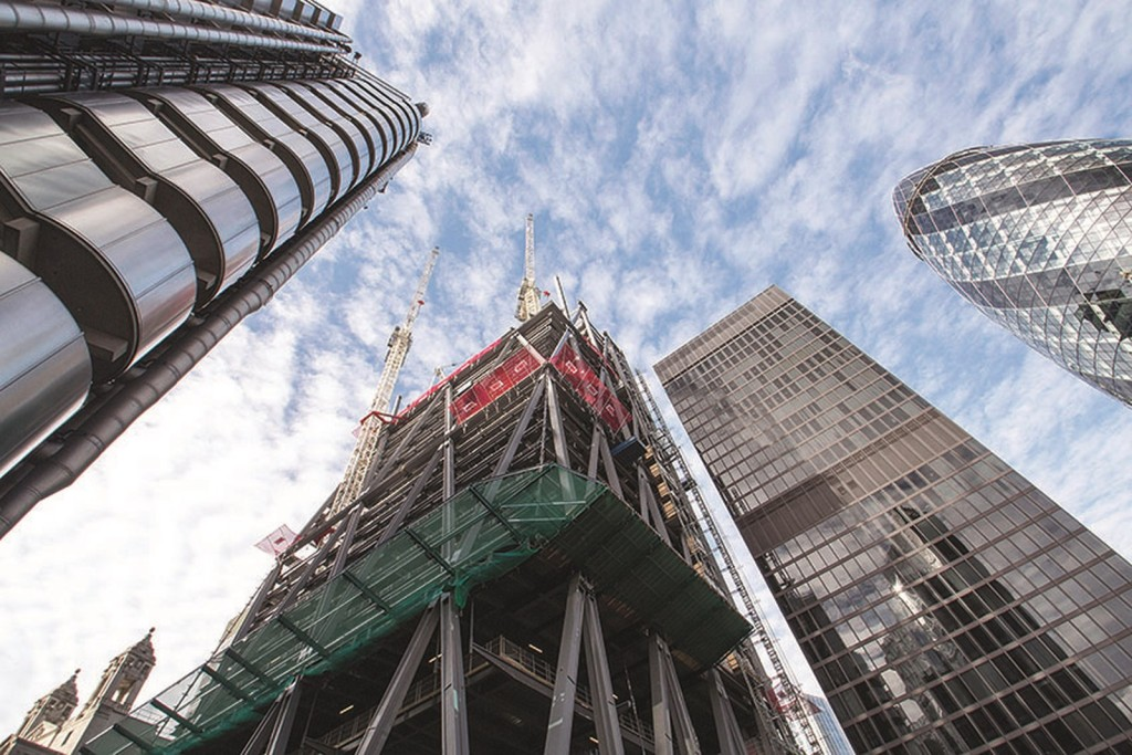 In Progress The Leadenhall Building_ Rogers Stirk Harbour + Partners_03
