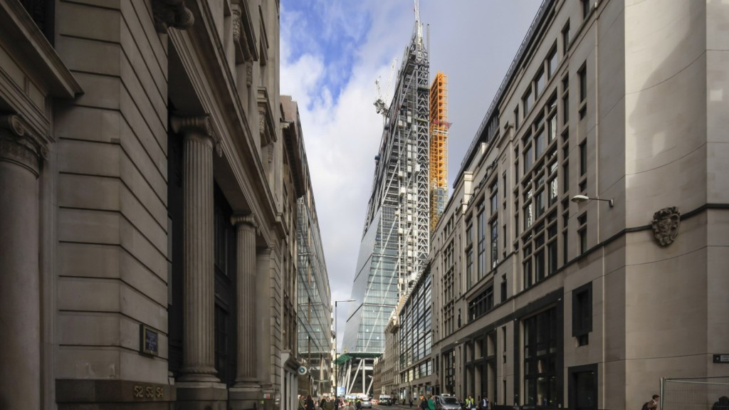 In Progress The Leadenhall Building_ Rogers Stirk Harbour + Partners_05