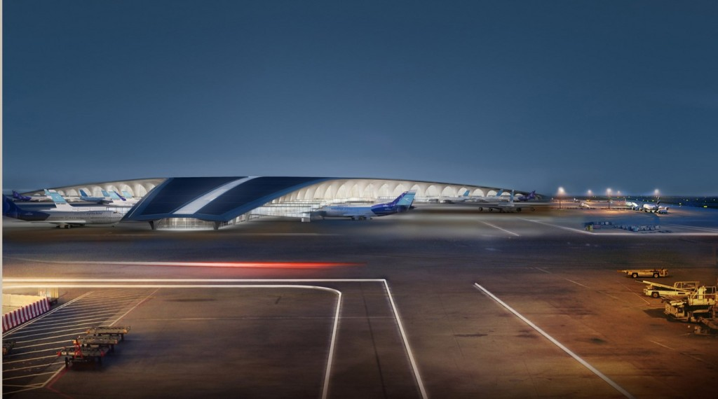 Kuwait International Airport _ Foster + Partners 02