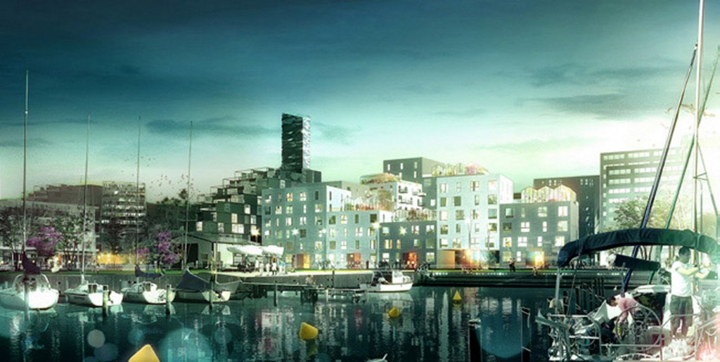 Residential Project at Aarhus Harbour 2