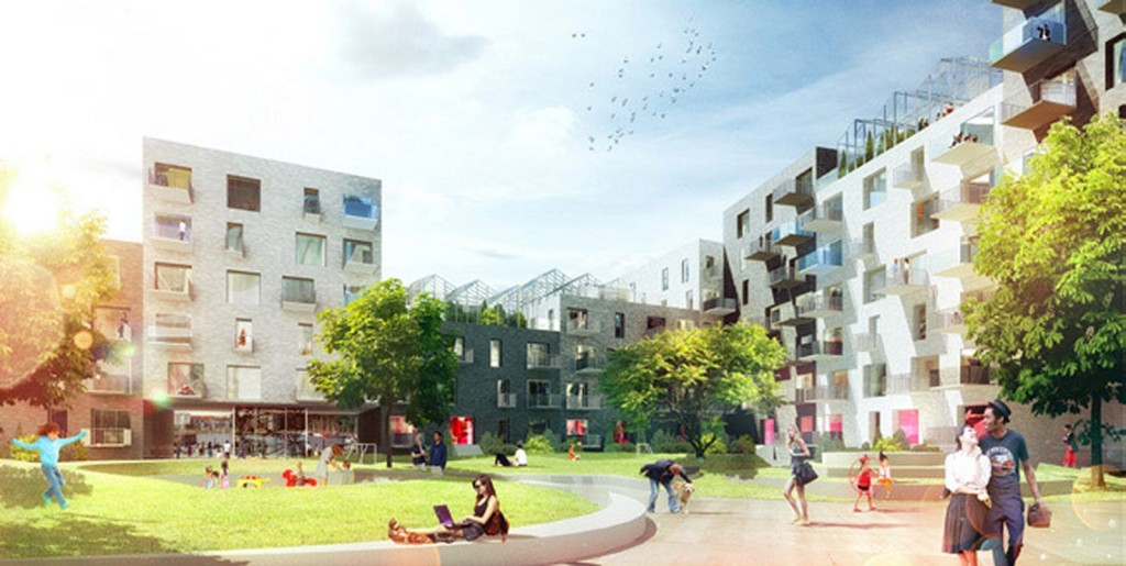 Residential Project at Aarhus Harbour 3