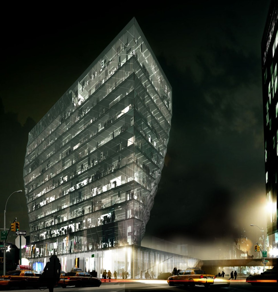 Solar Carve Tower _Studio Gang Architects_1