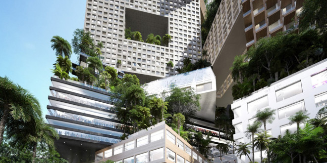 Vertical-City-in-Jakarta_MVRDV_1