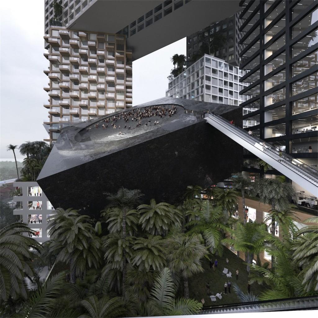 Vertical City in Jakarta_MVRDV_2