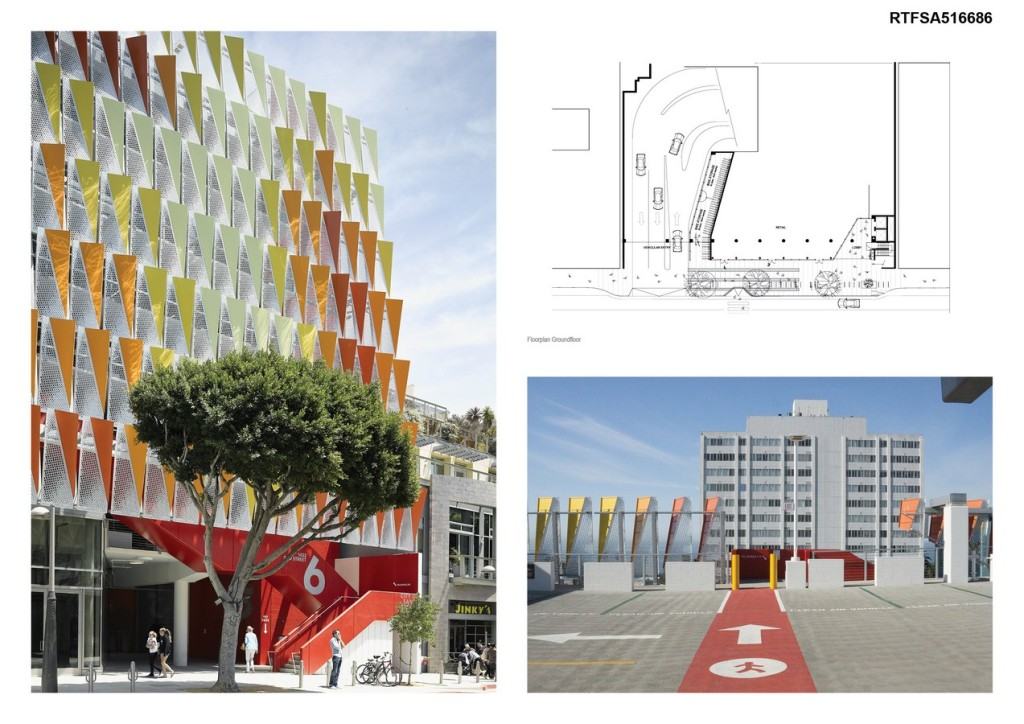 City of Santa Monica Public Parking Structure #6 (4)