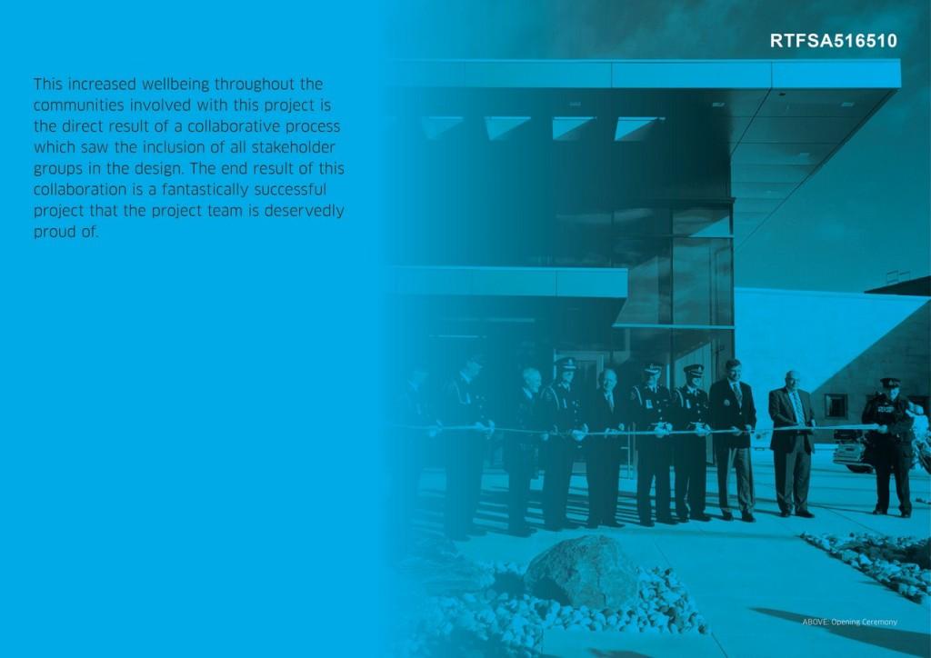 Durham Region Police Services, Clarington Police Complex (Eas (6)