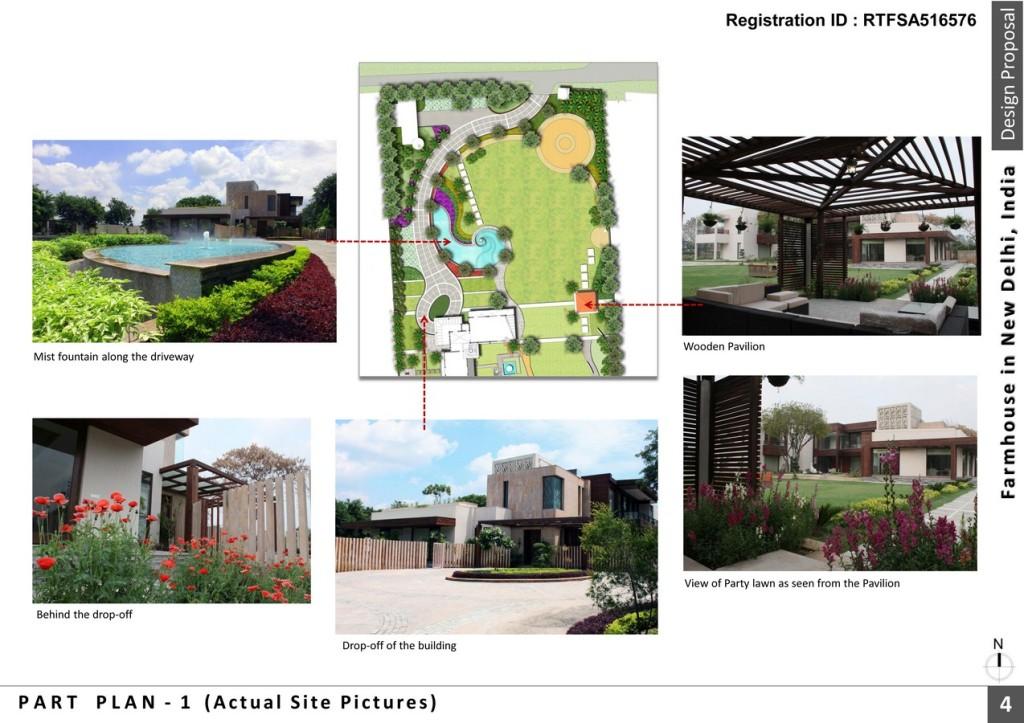 Farmhouse In Delhi India Quintessence Landscape Architecture Rtf Rethinking The Future