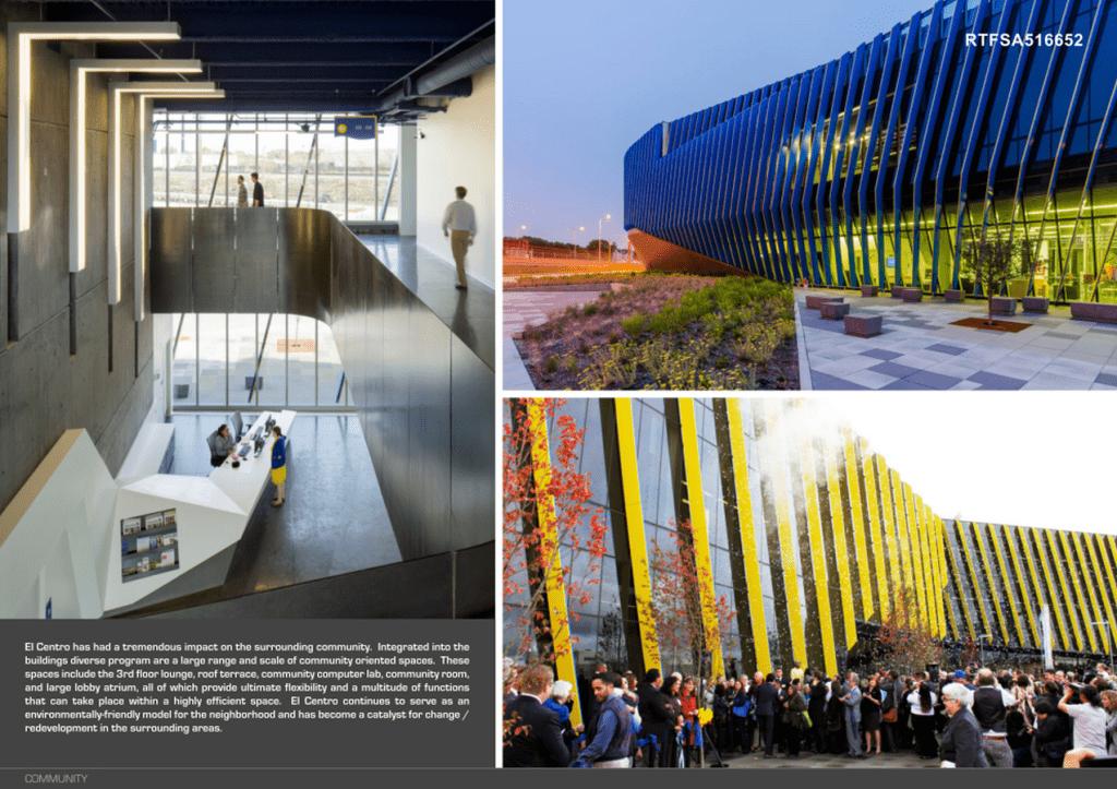 Northeastern Illinois University - El Centro (1)