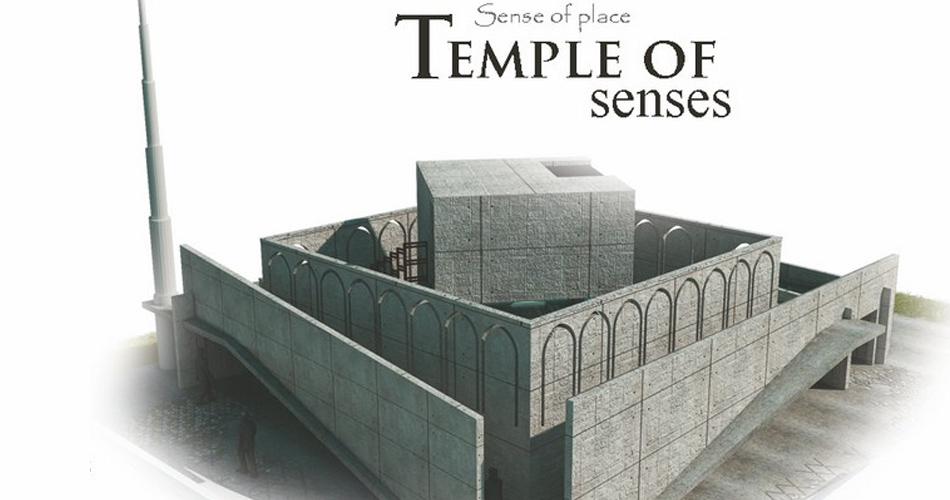 The Temple of the Senses