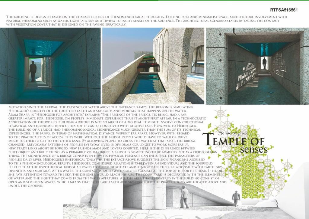 The temple of sense (2)