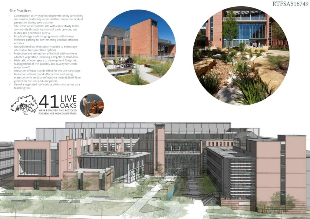 Trinity University - Center for Sciences and Innovation (3)