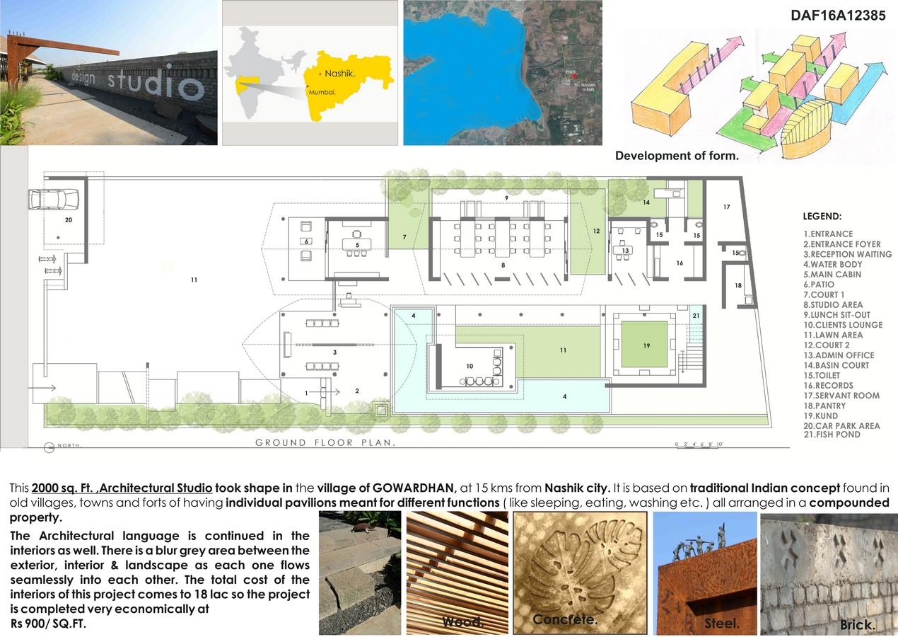 architectural design studio 1. Design Studio  1 Dhananjay Shinde Rethinking The